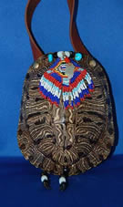 turtle shell purse